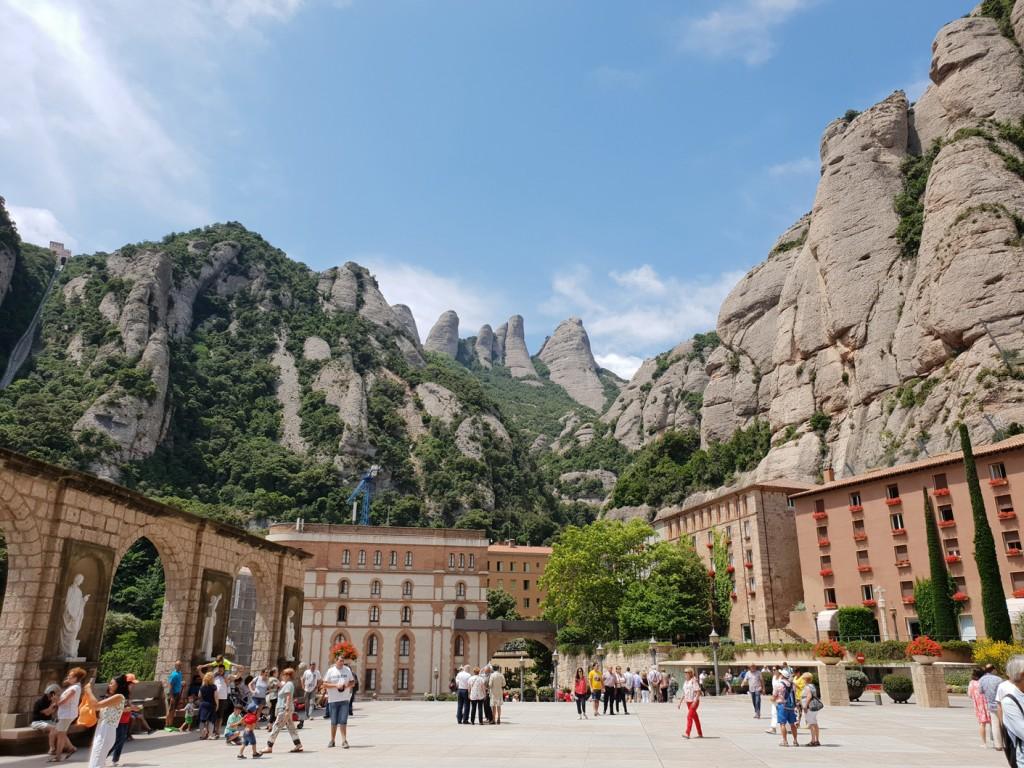 on dormir a Montserrat
