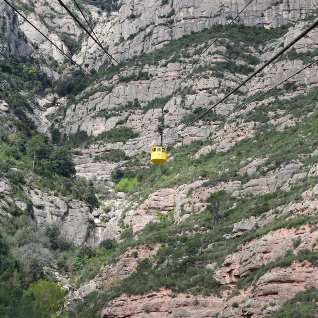 Verano en Montserrat con el Aeri