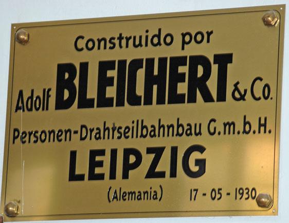 1930 se inaugura el Aeri de Montserrat